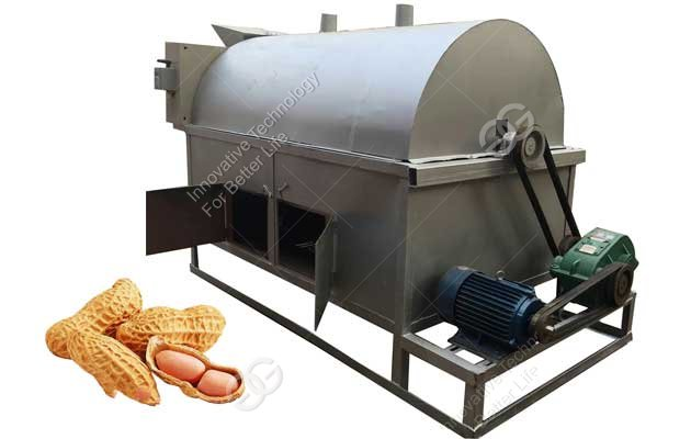 Peanut Roaster|Almond Roasting Machine For Sell