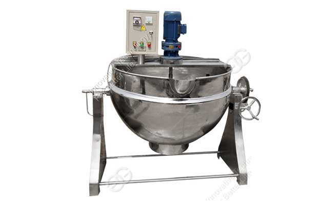 Stainless Steel Sugar Pot Mixing Machine For Sell