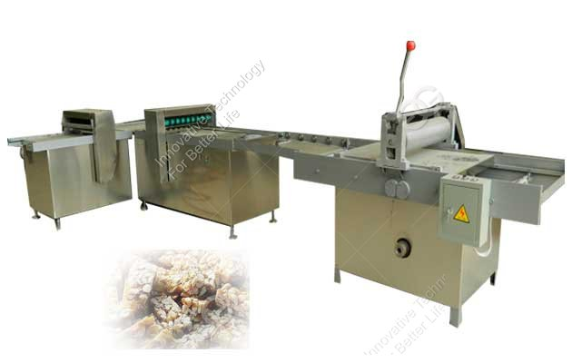 Peanut Brittle Forming and Cutting Machine Price