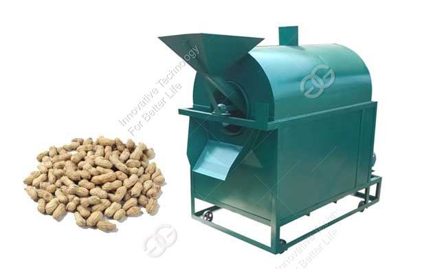 Hot Sale Peanut Roaster Machine
