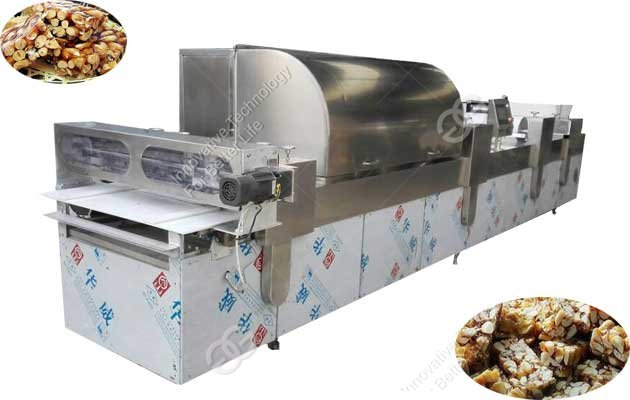 Peanut Brittle Forming|Molding Cutting Machine