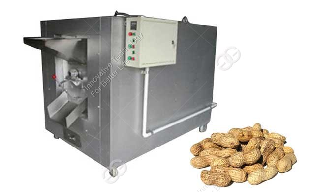Peanut Dry|Roasting Machine With Best Quality