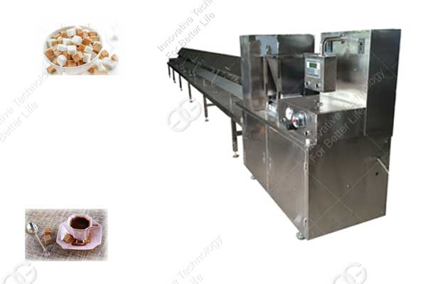 Hot Selling Cube Sugar Production Line in China|Jaggery Cube Making Machine