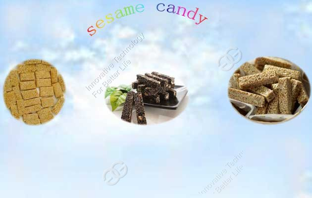How To Make Sesame Candy?