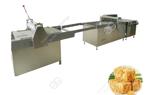Nougat Cutting Machine For Sell