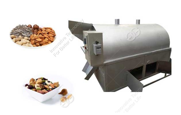 Almond Roasting|Drying  Machine Price