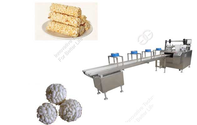 rice krispies treat making machine
