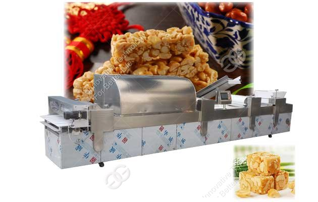 Peanut Bar Production Line Manufacturer China