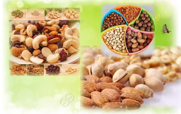 Nut Nutritive Value