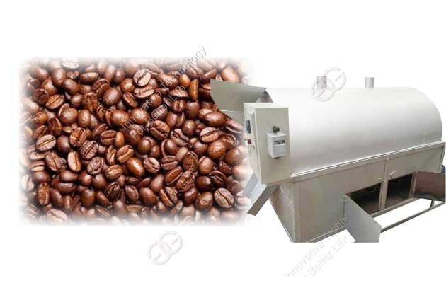Cocoa Bean Roasting Drying Machine Cost
