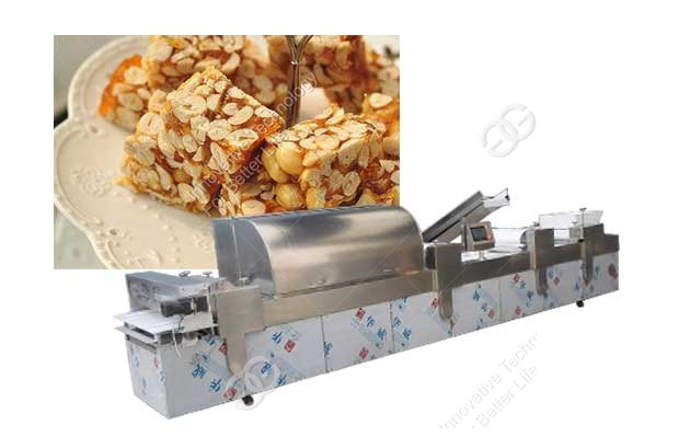 Peanut Candy Forming Machine Cost