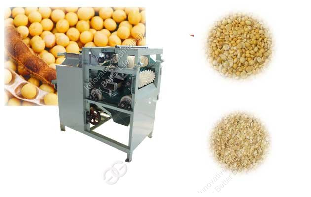 Soybean Peeling Machine With Best Price