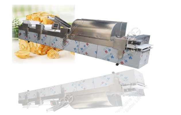 Automatic Peanut Brittle Molding Machine For Sale