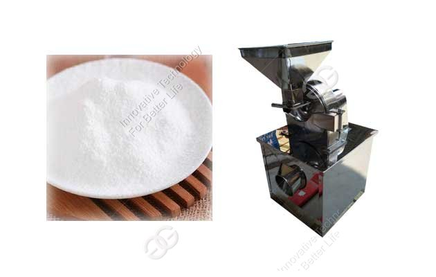 Coconut Sugar Powder Making Machine