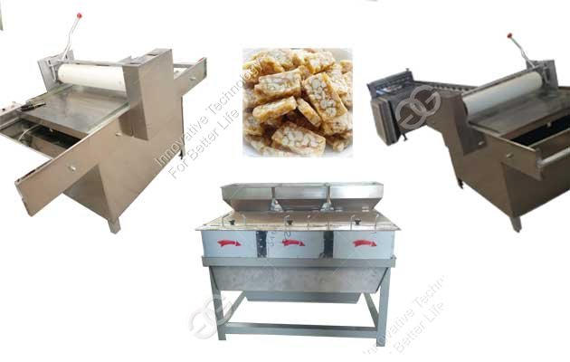 Peanut Brittle Production Line With Lowest Price