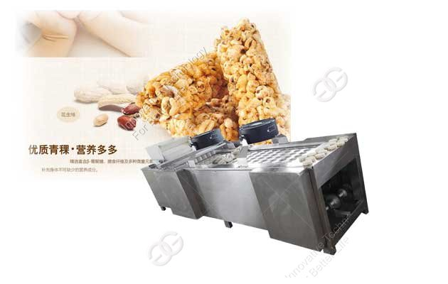 Nutrition Cereal Bar Equipment China