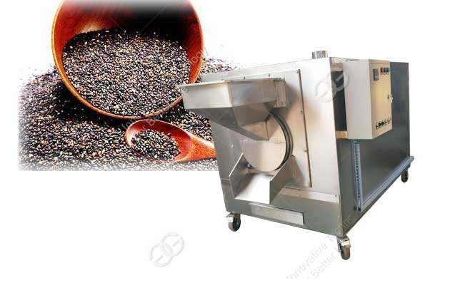 Sesame Roasting Machine For Sale