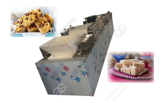 Peanut Crispy Candy Making Machine Factory