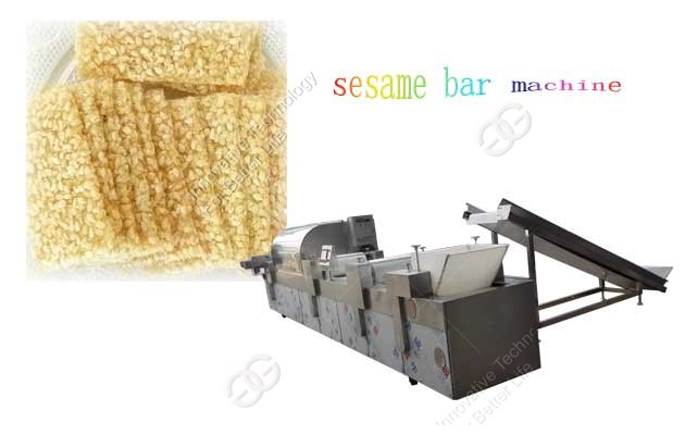 sesame brittle forming machine