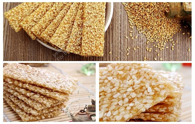 sesame brittle cutting machine for sale|sesame candy machine