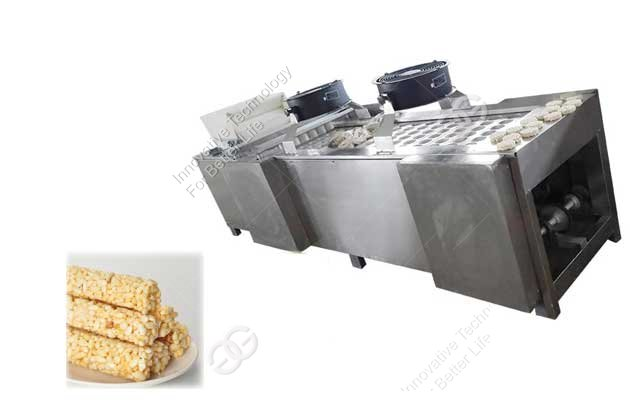 granola bar making machine