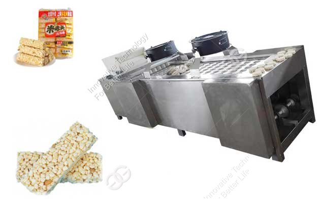 nut bar making machine